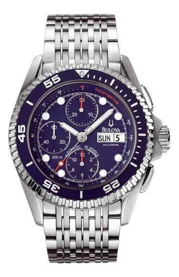 Relógio Accutron Masculino Wb30613f / 65c01 -bulova