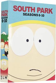 South Park Serie Temporada 6 + 7 + 8 + 9 + 10 Boxet [ Dvd ]