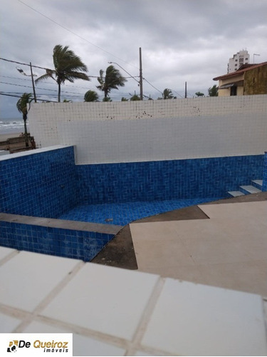 Imagem 1 de 19 de Apartamento Novo No Centro De Mongaguá , Lado Praia , Murado, 2 Dormitórios Sendo 1 Suite , Banheiro, Sala, Cozinha, Ducha De Praia, Garagem, Area De - 6274 - 69539594