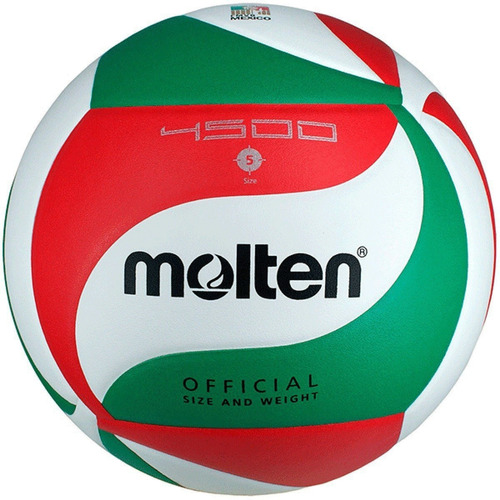 Pelota Molten Volleyball V5m 4500 Profesional Oficial El Rey