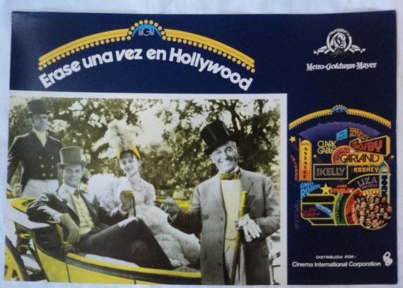 Poster Cine Erase Una Vez En Hollywood Caron Chevalier