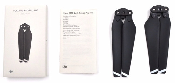 Hélice Dji Mavic Pro Original 1 Par (2 Hélices)modelo 8330