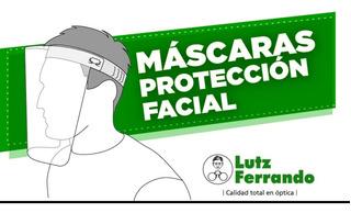 Máscara Protección Facial Multiuso Transparente
