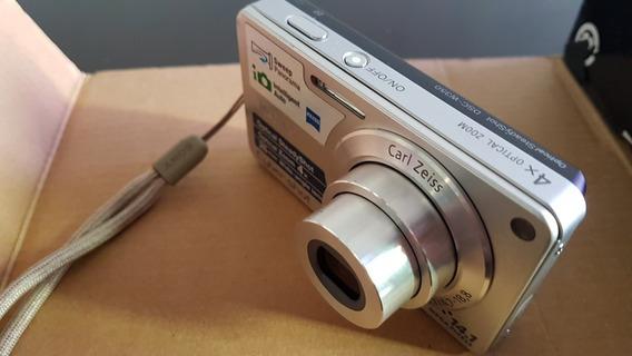 Câmera Digital Sony Dsc W350 Cyber-shot, 14.1 Megapixels