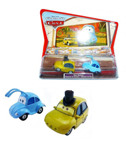Disney Pixar Cars - Movie Moments - Flik & P. J. Flea