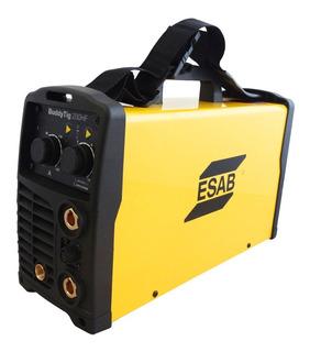 Máquina De Solda Inversora Buddy Tig 200hf Esab