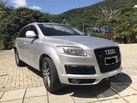 Audi Q7 4.2 Fsi Quattro 5p S Line Aceito Troca Menor Valor