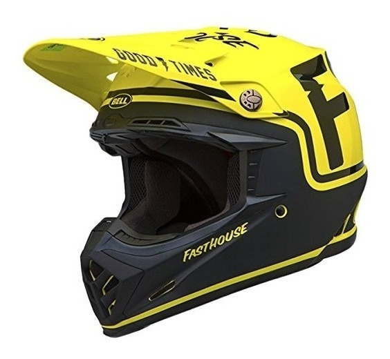 Casco Para Motocross Fuera De Carretera Bell Fasthouse Para