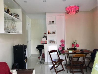 Apartamento Em Campo Grande, Rio De Janeiro/rj De 114m² 3 Quartos À Venda Por R$ 320.000,00 Ou Para Locação R$ 1.500,00/mes - Ap194776