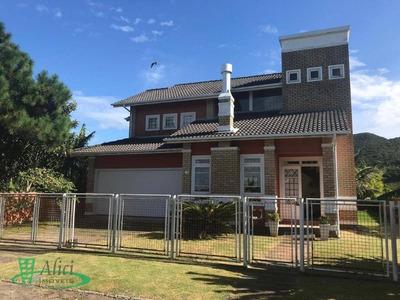 Casa Com 3 Dormitórios Para Alugar, 250 M² Por R$ 3.900/mês - Pântano Do Sul - Florianópolis/sc - Ca1322