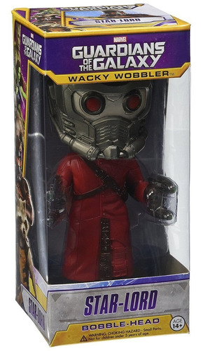 Muñeco Personaje Star Lord Guardian Galaxy Funko Rdf1 Retro