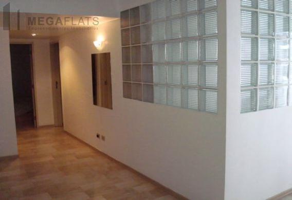 03055 - Flat 2 Dorms. (1 Suíte), Jardins - São Paulo/sp - 3055