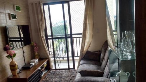Apartamento Residencial À Venda, Vila Rio De Janeiro, Guarulhos - . - Ap0186