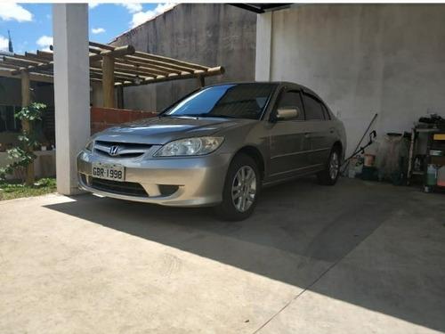 Honda Civic 2006 1.7 Lxl Aut. 4p