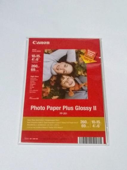 Canon - Papel Fotográfico Brilho Ii