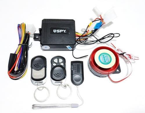 Alarma Para Moto Spy,anti Atraco Por Proximidad, 3 Controles