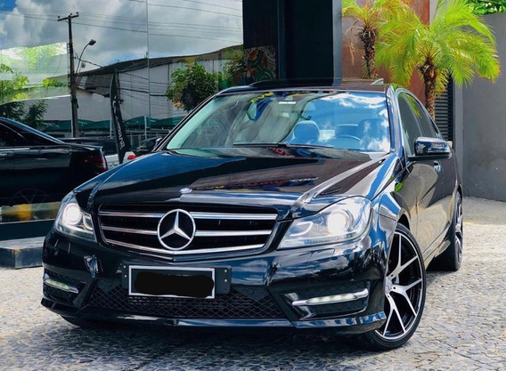 Mercedes-benz Classe C 1.8 Avantgarde Turbo 4p 2013