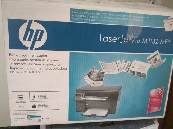 Impressora Multifuncional M1132 + Toner