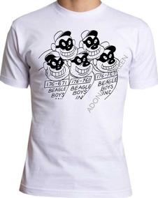 Camiseta Irmãos Metralha Desenho