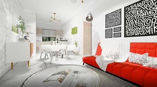 Apartamento De 2habitaciones 2.5baños En Prado Oriental 2022