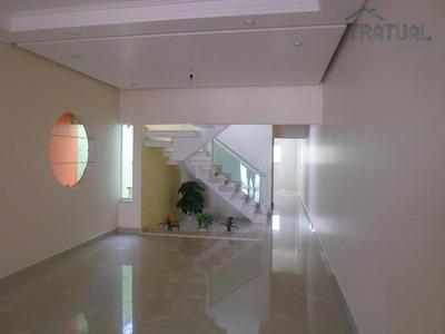 Sobrado Residencial À Venda, Santa Maria, Santo André. - So0077