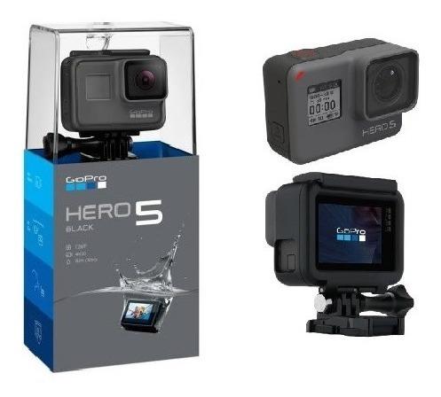 Gopro Hero5 Black Adventure Camêra De Ação - 4k Rb