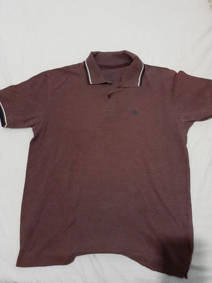 Kit Com 2 Camisas Polos, 1 Camisas Estampada E 2 Bermudas