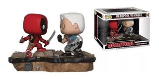 Funko Pop Deadpool Vs Cable