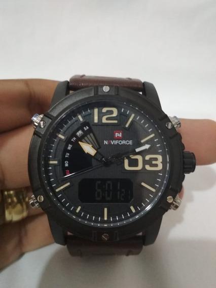 Relógio Novo Naviforce Com Preço Justo!!!