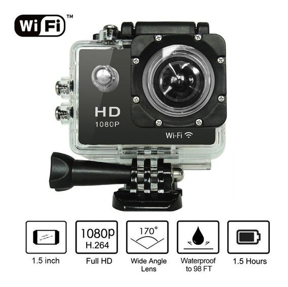 Mini Camera Actions Sports Wi-fi Prova D
