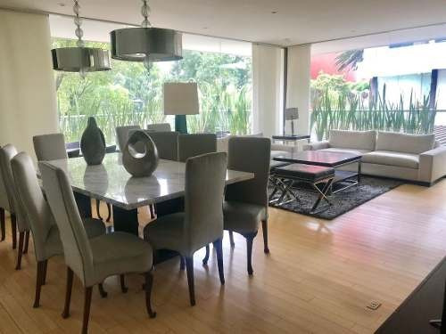 Renta Penthouse En Polanco, Galileo
