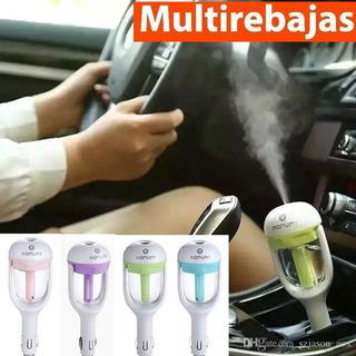 Humidificador Para Carro Con Usb Ideal Para Aromaterapia