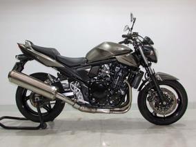 Suzuki Bandit 1250 2015 Cinza