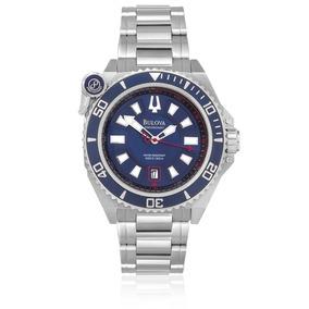 Relógio Bulova Precisionist Catamount Wb31569a / 98b168