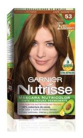 Nutrisse Garnier Coloración Kit Tintura Permanente