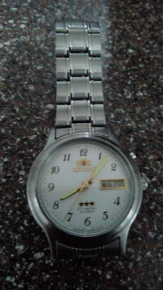 Relógio Automático Orient Original.