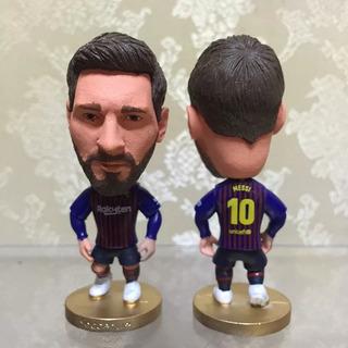 Futbol Figura Muñeco Messi Uniforme Barcelona Casa 2018-2019
