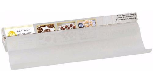 Papel Siliconado 38cm X 12.8m - Wilton