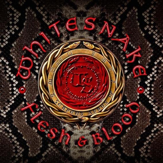 Whitesnake - Flesh & Blood - Importado