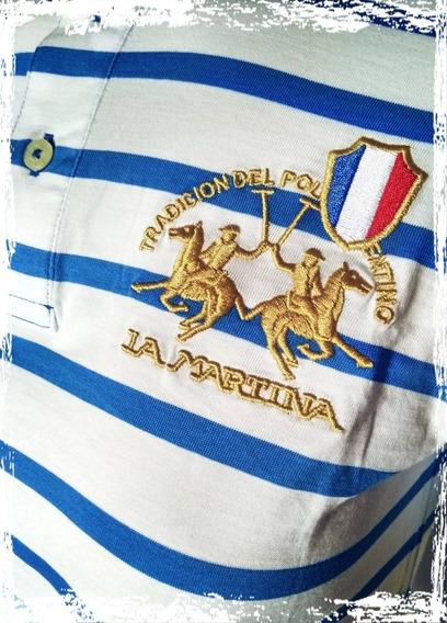 Playera Tipo Polo Marca La Martina