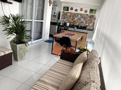 Apartamento Com 3 Dormitórios À Venda, 83 M² Por R$ 950.000,00 - Vila Formosa (zona Leste) - São Paulo/sp - Ap3794
