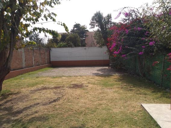 Jardín Con Construcción En Venta Uso De Suelo Mixto 1200 M2