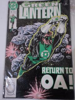 Hq-green Lantern:#5:dc:importado:inglês:1990:lanterna Verde