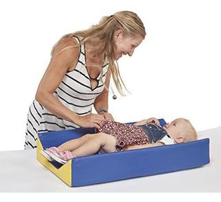 Almohadilla Para Cambiar El Bebe Ecr4kids Ultra-soft Daycare