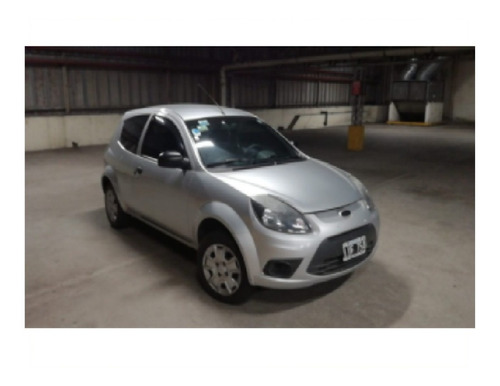 Ford Ka Gnc 1.6 Año 2012