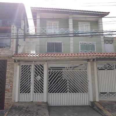 Sobrado Em Vila Carmosina, São Paulo/sp De 140m² 4 Quartos À Venda Por R$ 600.000,00 - So235574