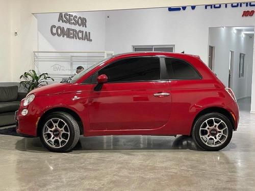 Fiat 500 1.4 Cult 2012 Financio Hasta El 100%