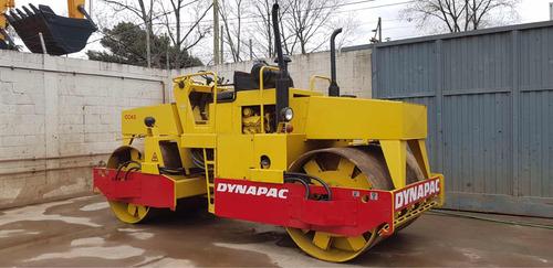 Compactadora Dynapac C C 43 1993