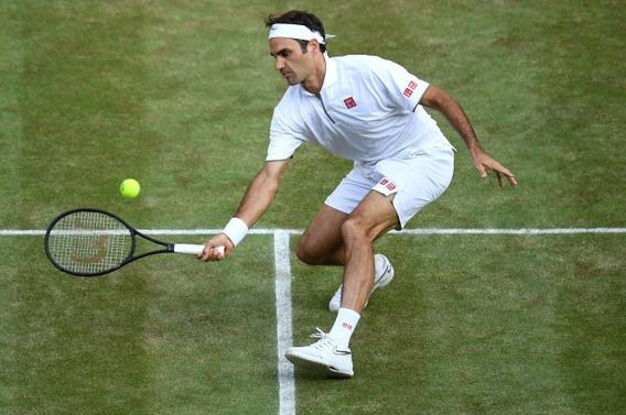 Zapatillas De Tenis Nike Roger Federer Vapor Talle 38 O 41.5