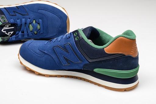 Zapatillas New Balance Ml574 Nea Hombre Azul Rcmdr